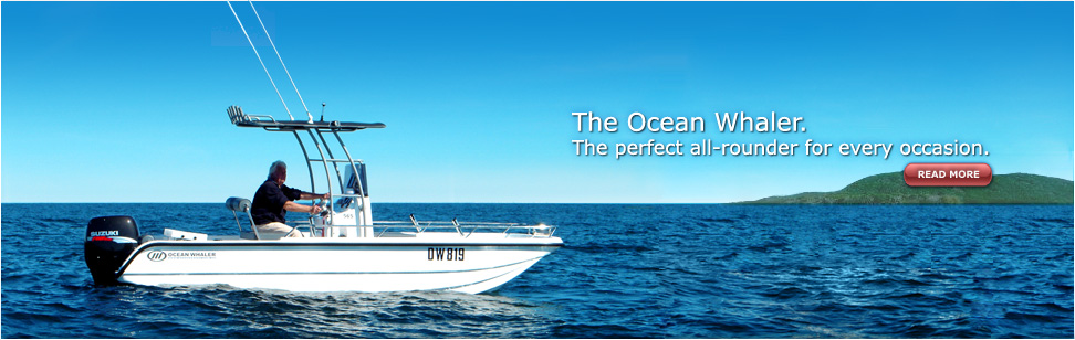 The Ocean Whaler | The perfect all-rounder for every occasion.
